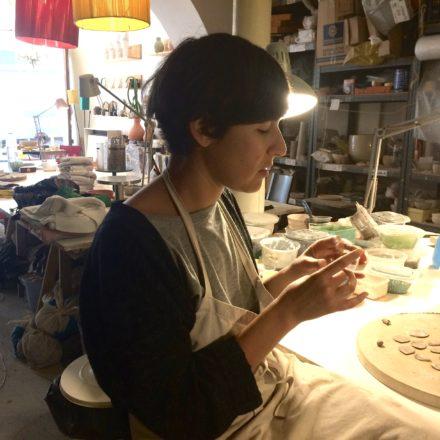 Marisa Ferra, cerâmica, caulino ceramics, ceramics Lisbon , ceramics studio Lisbon