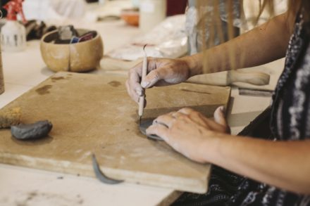ceramic workshops Lisbon, ceramics studio Lisbon, caulino ceramics