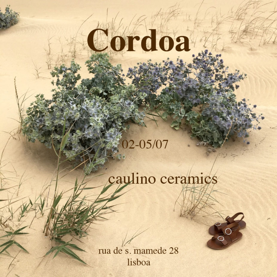 cordoa handmade sandals, Portugal, sandálias,